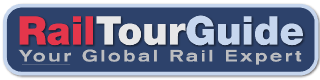 UK, Europe & Worldwide Rail Tickets, Tours & Passes logo