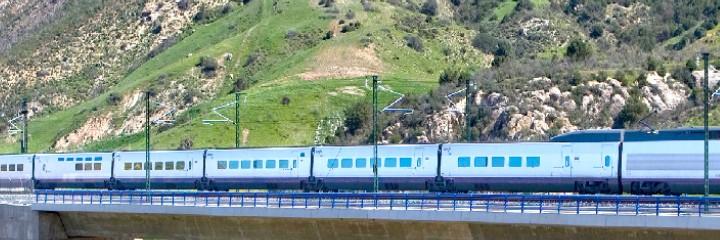 Spain Renfe Train