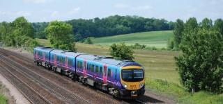 UK - First TransPennine Express Class-2008-countryside