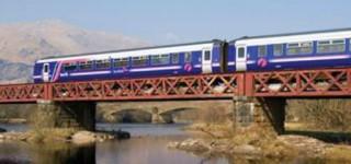 Highland Rail Voyager