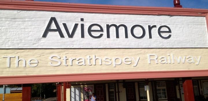 Avimore Station 1