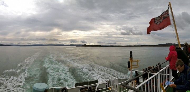 Ferry to Isle of Mull