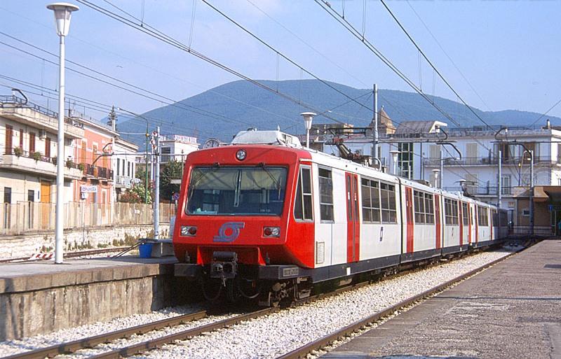 Escorted Rail Tours Italy