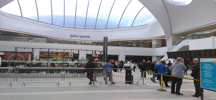 Grand Central John Lewis