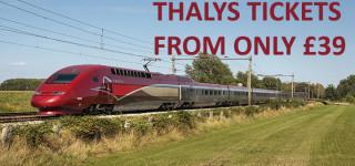 Thalys Promo Image