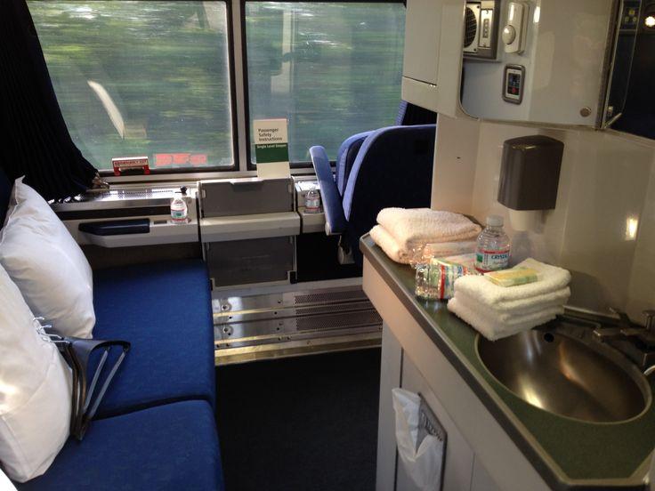 Viewliner Roomette Rail Tour Guide