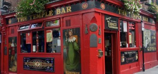 Visit Dublins Famous Temple Bar Area