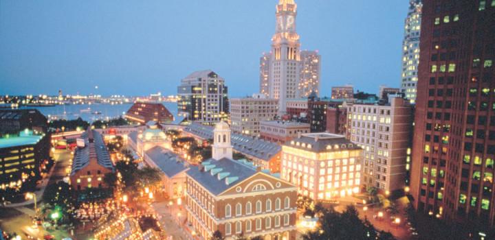 New England Boston Image