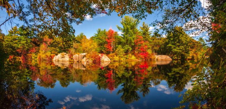 Best New England Colors Tour