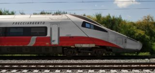 High Speed Italian Train