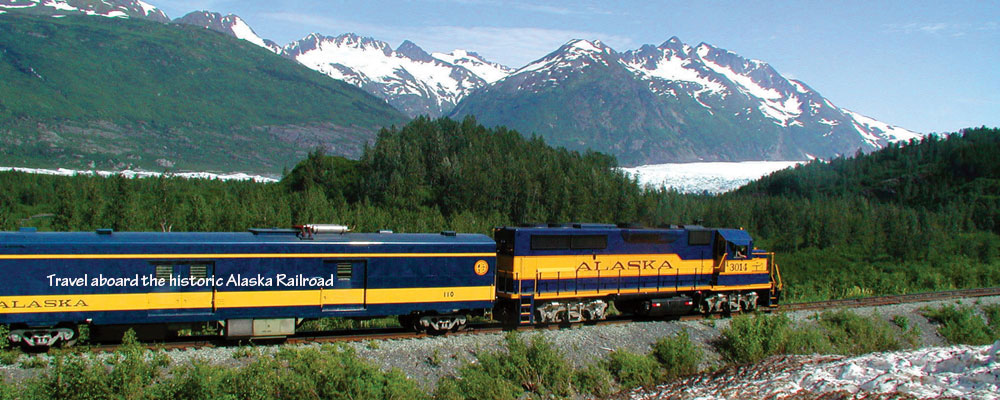 Alaska Rail Tickets From Rail Tour Guide Your Global Rail
