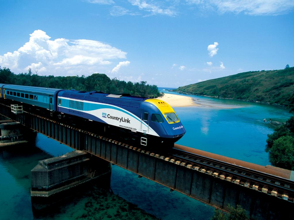Train Travel Tickets Sydney