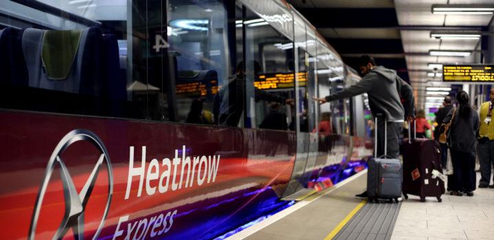 Heathrow Express - Cheap Train Tickets - HappyRail