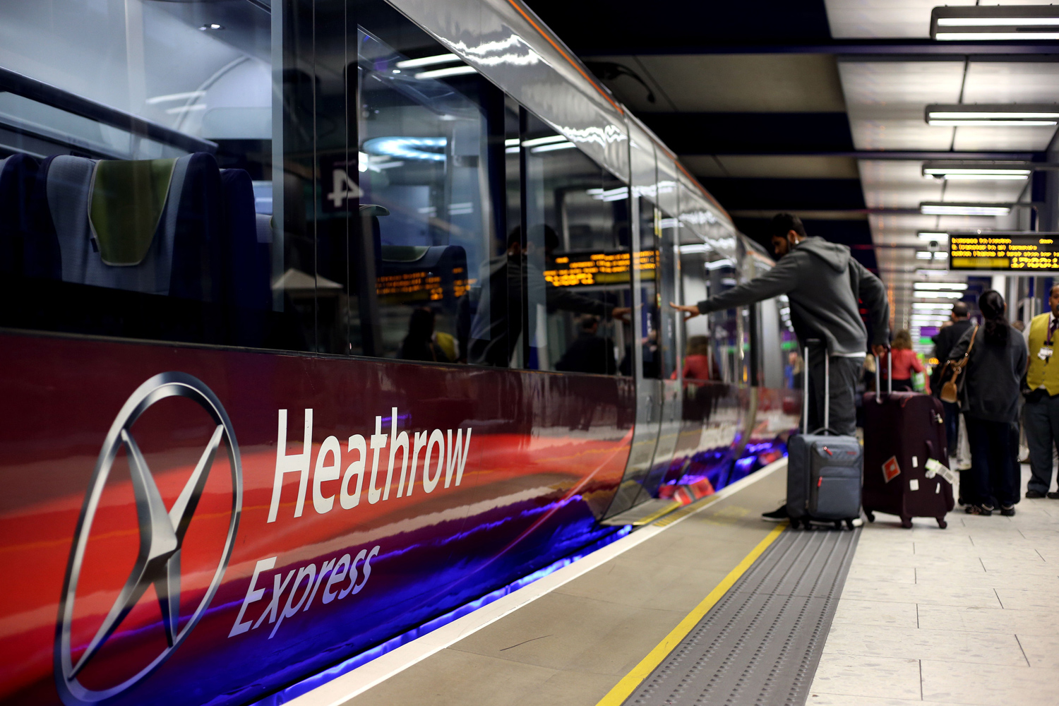 Heathrow Express Rail Tickets from Rail Tour Guide, Your Global ...