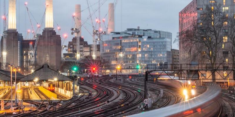 London railway