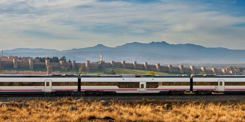 RENFE in Spain