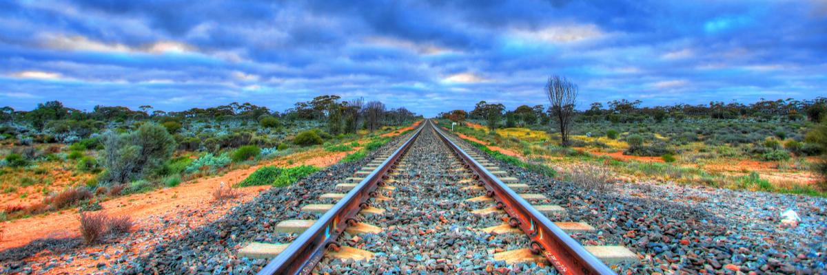 Rail Travel in Australia