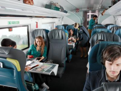 Eurostar Standard Class