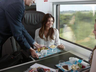 Eurostar Standard Premier Class