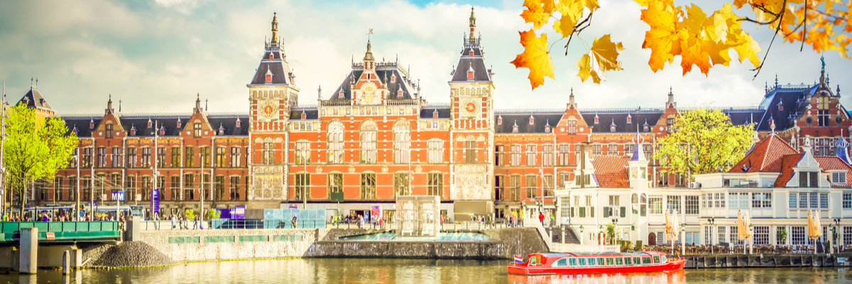 Rail Travel in Holland