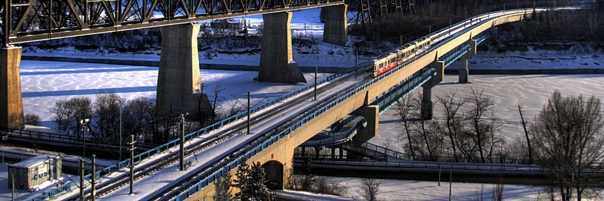 Canadian Rail Travel
