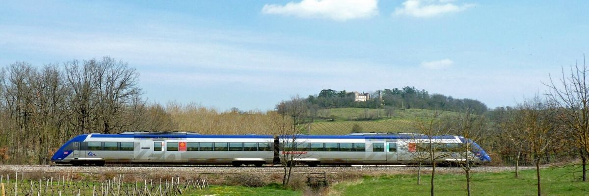 Rail Travel in France