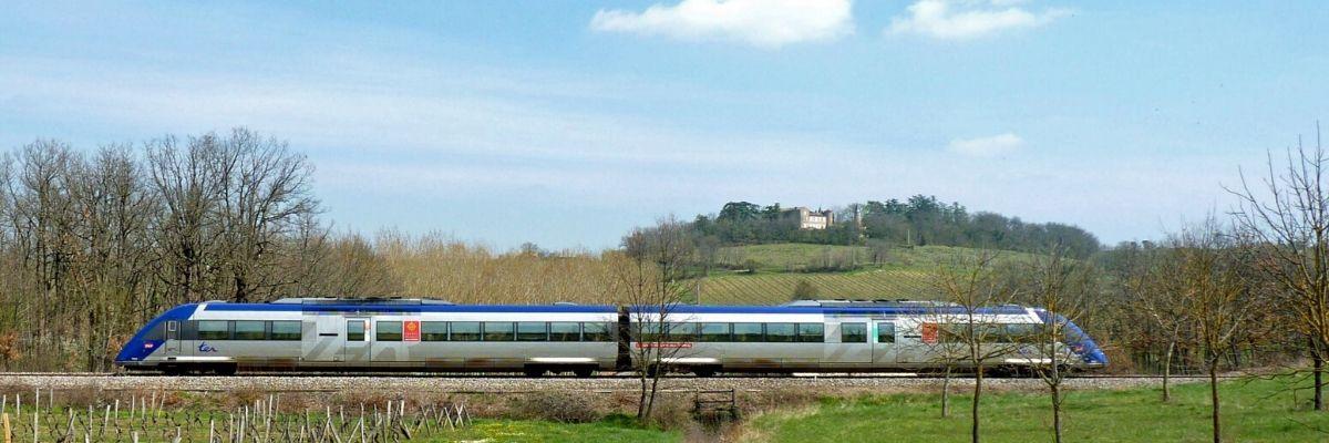 Rail Travel in France