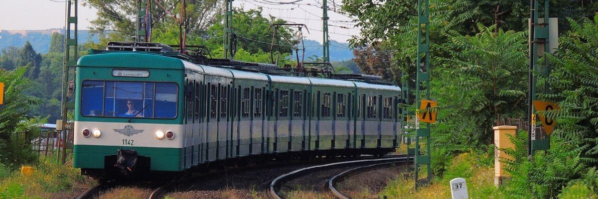 Rail Travel in Hungary