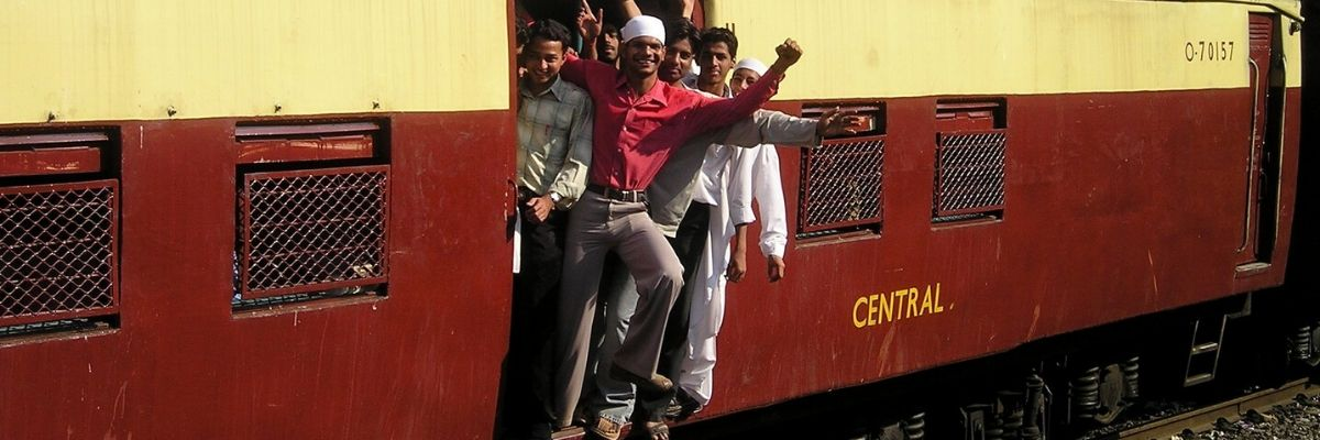 Rail Travel in India