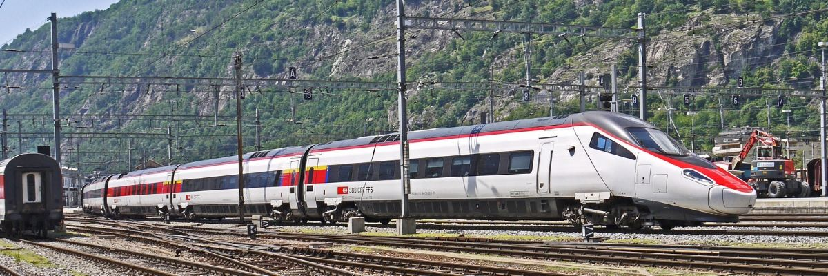 Rail Travel in Italy