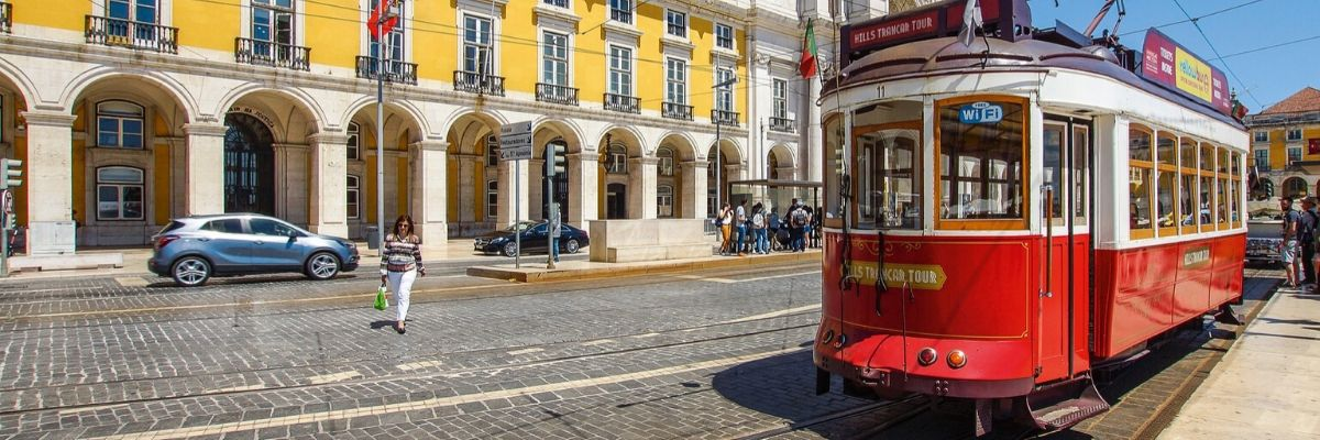 Rail Travel in Portugal