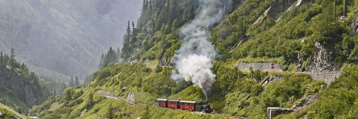Rail Travel in Switzerland